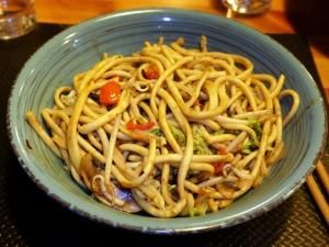 Nouilles sautées végétariennes Wok Way