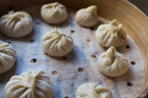 Xiao long bao avant cuisson