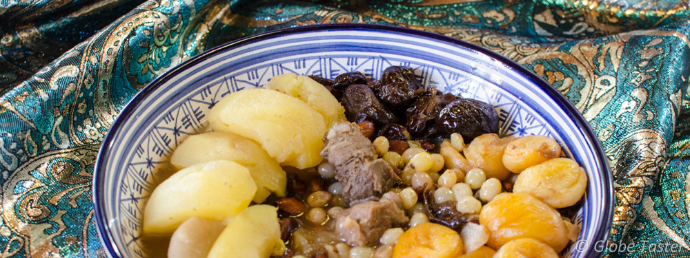 Ham El Helou Le Plat Algerien Du Ramadan Globe Taster