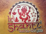 Burger Indien DIjon Om shanti