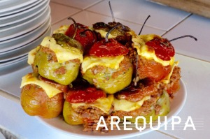 Voyage Globe Taster Peru cuisine Arequipa
