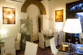 Restaurant In Roma Globe Taster