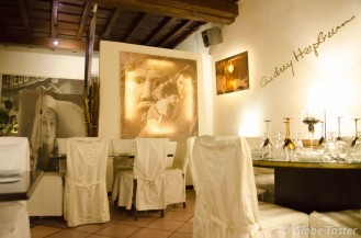 Restaurant In Roma Globe Taster-19